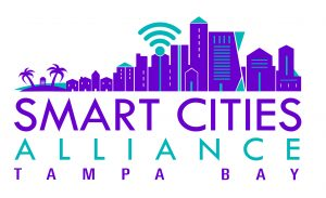 Logo of the Tampa Bay Smart Cities Alliance